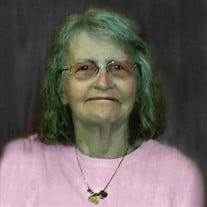 June Elaine McRorie