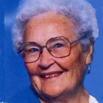 Mrs. Gladys Nealy Teutsch