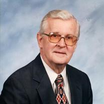Rev. Arlis V. Nichols