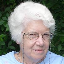 Mrs Alta Marcene Hartman