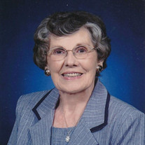 Mrs. Shirley Callis Callaway