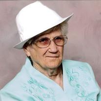 Mildred Frances Kridner