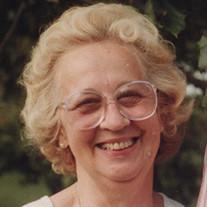Mrs.  Dorothy Evelyn Manner