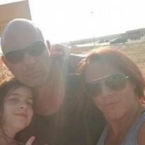Steve, Jasmina, and Anja Radosavac
