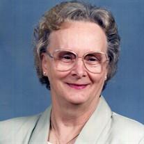 Edith M Hayes