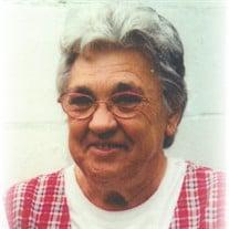 Doris Wilburine Barham