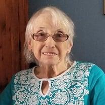 Margaret Inez Jones
