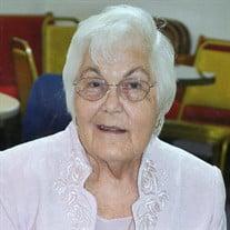 Vera Mae Rowe
