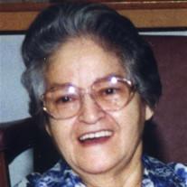 Francisca V.  Moncivais