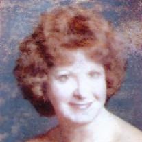 Earlene Rae (Braden) Goetzinger