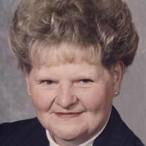Martha F. Kundracky