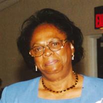 Mrs. Irene Louise Evans