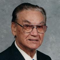 Rev. William Edward Cagle
