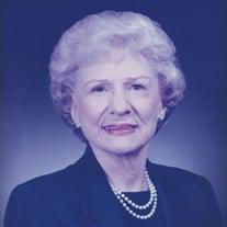 Janie W. Pruitt