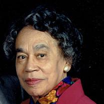 Eunice Tyree Anthony