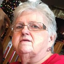 "Frances ""Maw Maw Beth"" Covington Gaudin"
