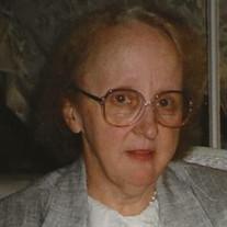 Carolyn W Barrigar