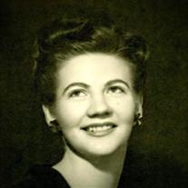 Janice Marion Cumming