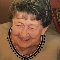 Mrs. Eudine 'Deane' Tidwell Kellum