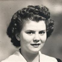Marjorie Alfreda Lang