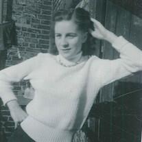 Betty  Ann  Hernandez