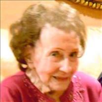 Eunice Avenell Adams