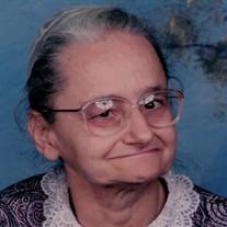 Erma Faye Hershberger