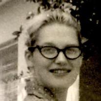 Mrs.  Jacqueline Lyn McCarty