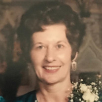 Elizabeth  (Betty) Ann Olivett