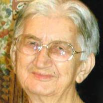 Mrs. Dorothy Jarrell Cagle