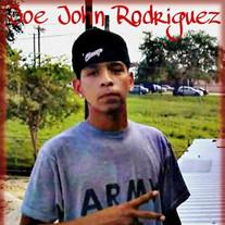 "Joe John ""JJ"" Rodriguez"