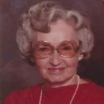 Clarice Opal Parr