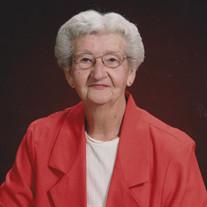 Roxie Elzora Faulkner