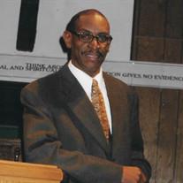 Pastor Kent Eugene Hite