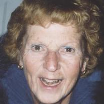 Faye McPherson Griffis