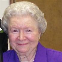 Mrs. Vlasta Emilie Sciba