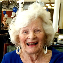 Mrs. Ellen Jean Barnes