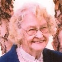 Lucille May Ulrich