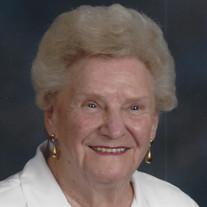 Mrs. Evelyn Elizabeth Wierzbicki (Czerew)