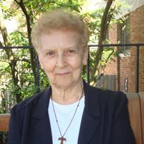 Sister M. Frances Pastusek, OSF