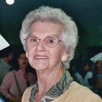 Alma Mae Fitzgerald