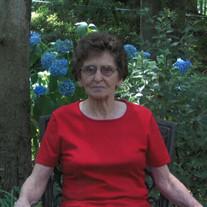 Mrs. Wardine Flint Cagle McDaniel