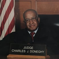 Judge Charles Joseph Doneghy