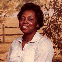 Mrs. Mary F. Creel