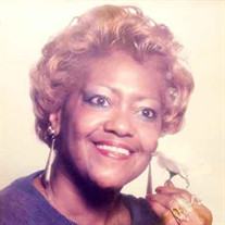 Mrs. Deloris Geraldine Holley