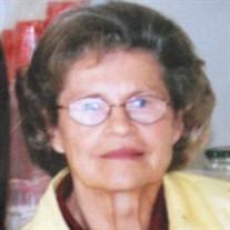 Margaret Ann Webb