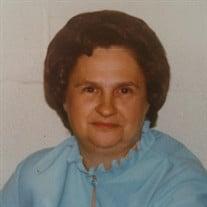 Mrs. Betty Ann Thompson Brown
