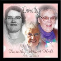 Dorothy  Wiand Hall