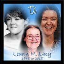 """Leann M. """"Di"""" Lacy"""