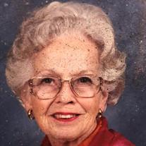 Mrs. Mary Ellen George